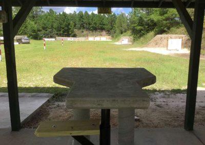 Shooting Bench